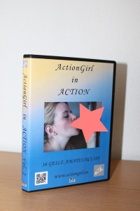 DVD - ActionGirl in ACTION Vol. 2